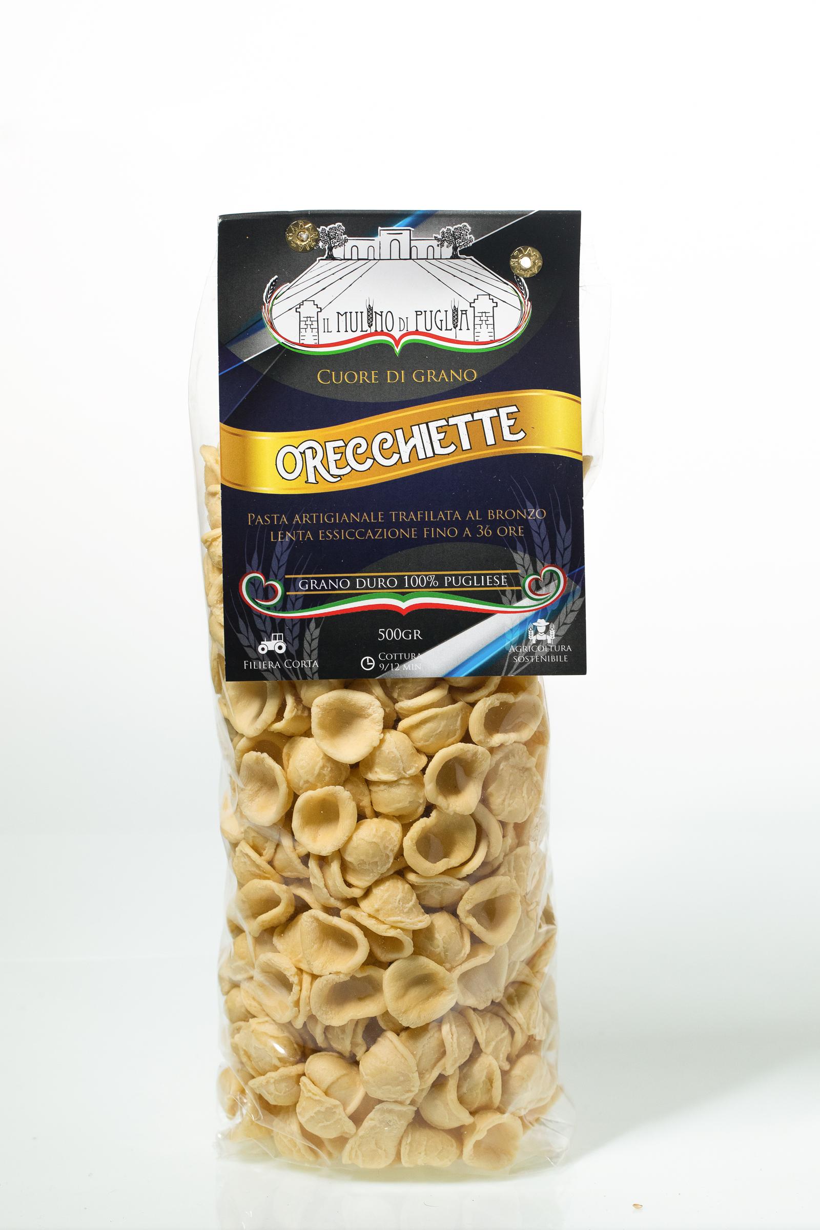 Packaging pasta – Il Mulino di Puglia